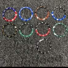38mm anel de relógio cerâmica moldura inserir anel para relógio gmt 40mm embalagem acessórios do relógio diâmetro interno 30.8mm (presente 2 pces fita