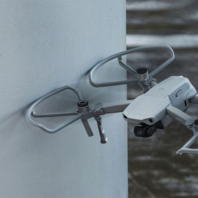 1 ensemble hélice garde Installation rapide Protection anneau couverture pour D-JI Mavic Air 2 Drone protecteur