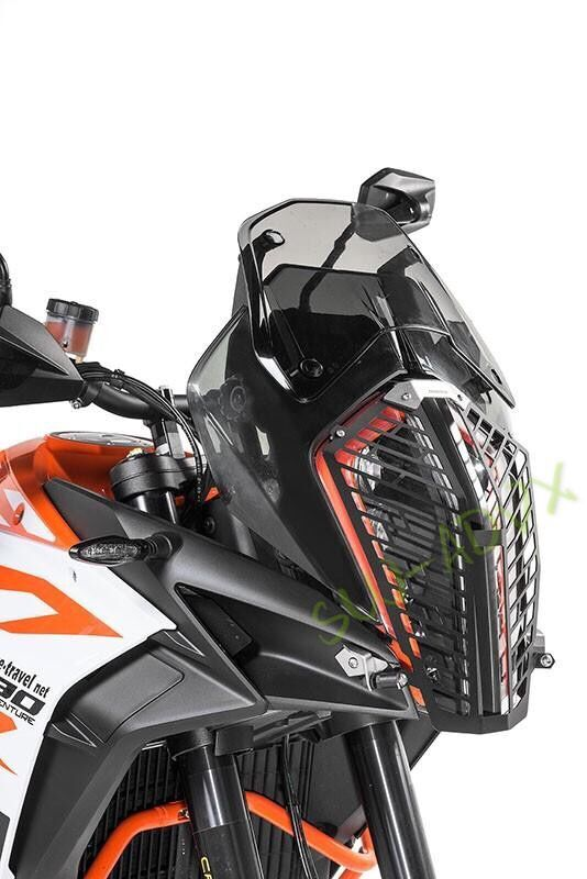 Aluminum Quick-disassembly Headlight Protection For KTM 1290 SUPER ADVENTURE S / R, 2017-ON