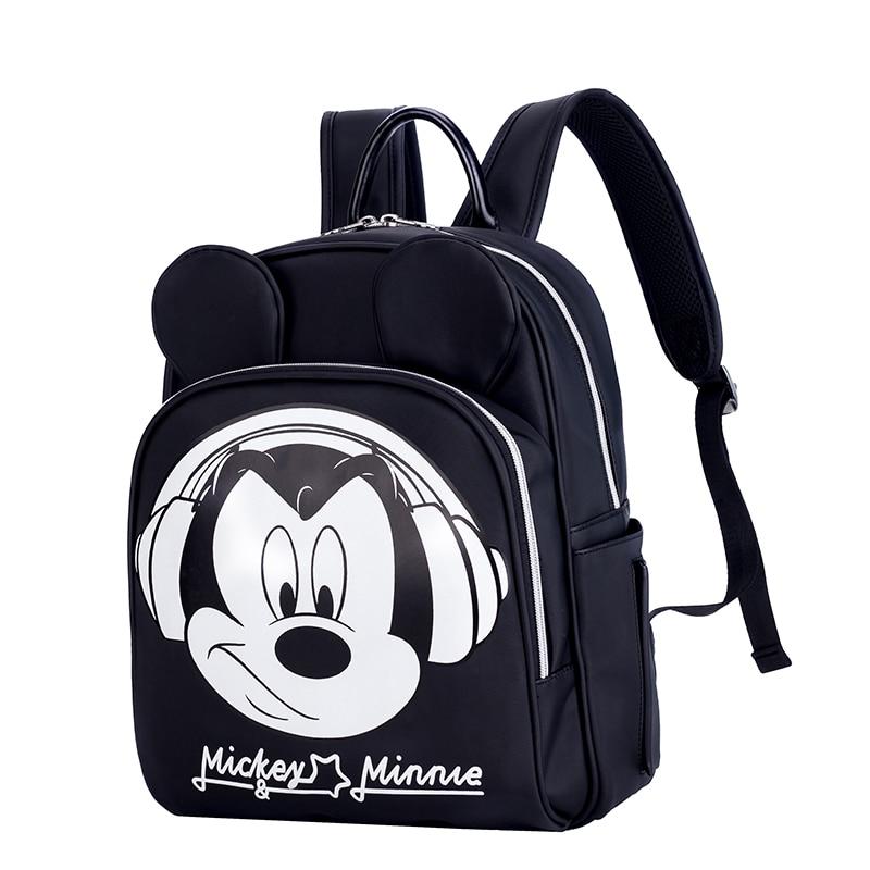Haf24254f29d54ffd9d6ec4481ce113b4U Baby Diaper Bag Backpack Large Capacity Nappy Waterproof Maternity Baby Bag For Mum Mummy Maternity Nappy Backpack For Stroller