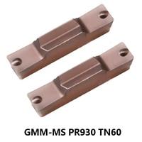 Original GMM 3020  4020 de 5020 GMM3020 020MS GMM4020 GMM5020 040MS 020 040 TN90 PR930 insertos de carburo herramientas de torno CNC
