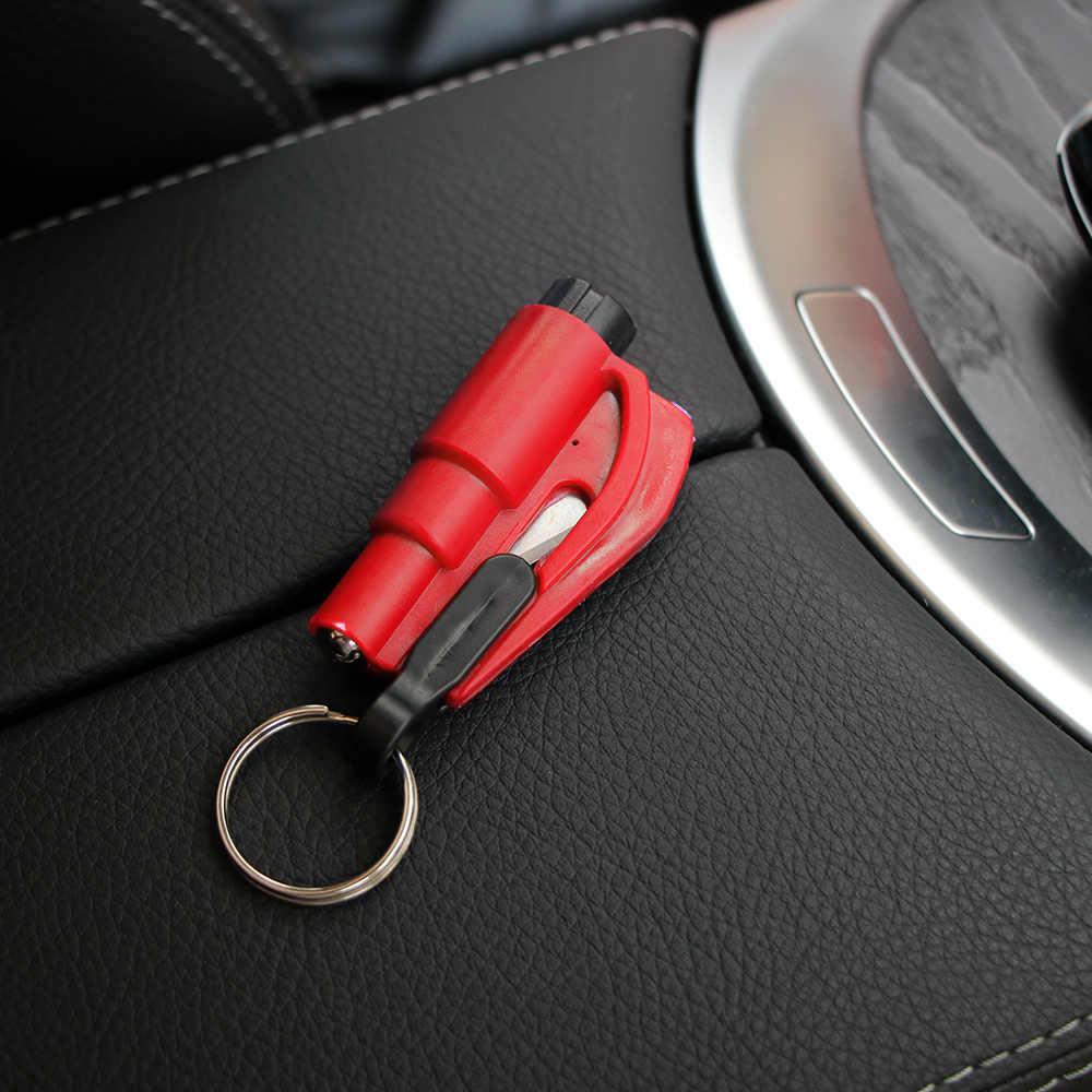 Multifungsi Mobil Keamanan Darurat Palu untuk Nissan Qashqai Suzuki SX4 Toyota C-Jam Renault Fluence Honda Accord 2003- 2007