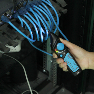 Image 5 - Network cable tracker detecteur BSIDE FWT81 RJ11/45 Lan Ethernet Phone wire tester Finder Telecom Tool electrified work 48V