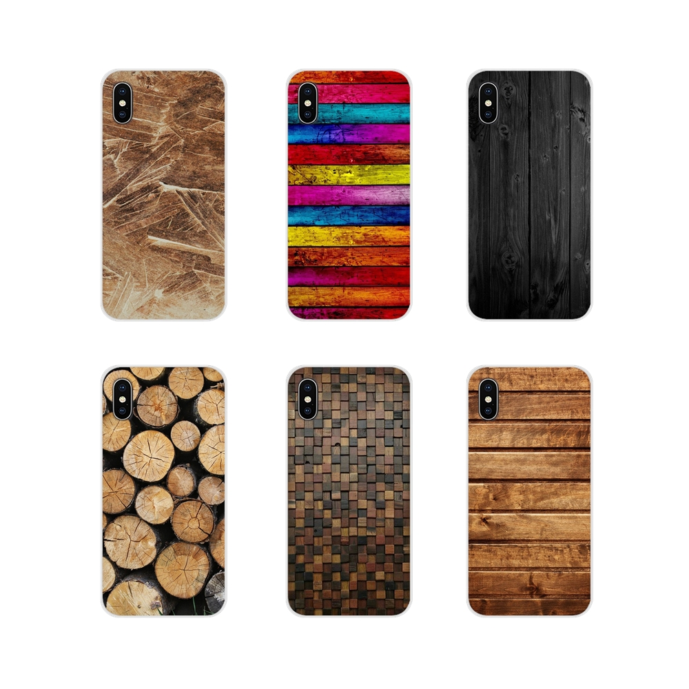 <font><b>Wood</b></font> Pattern Accessories Phone Shell Covers For <font><b>Samsung</b></font> A10 A30 <font><b>A40</b></font> A50 A60 A70 <font><b>Galaxy</b></font> S2 Note 2 3 Grand Core Prime image