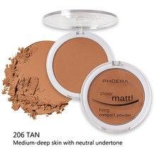 Maquiagem – poudre correctrice longue durée, 8 couleurs, imperméable, pour le visage, les yeux et les lèvres, TSLM2