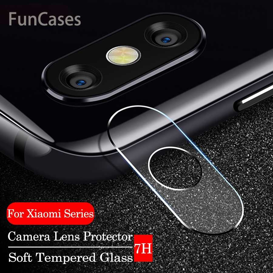 Back Camera Lens Tempered Glass For Xiaomi Redmi 6A S2 Note 5 6 Pro Xiomi Mi8 SE A1 A2 Lite 6X Max 3 Mix 2S Screen Protector