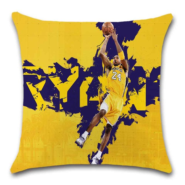 Lakers Cushion Covers 10