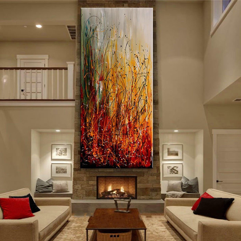 Эра современное искусство, большой Джексон Поллок, Настенная картина, алмазная живопись, вышивка крестиком, мозаика, украшение для дома, выш...