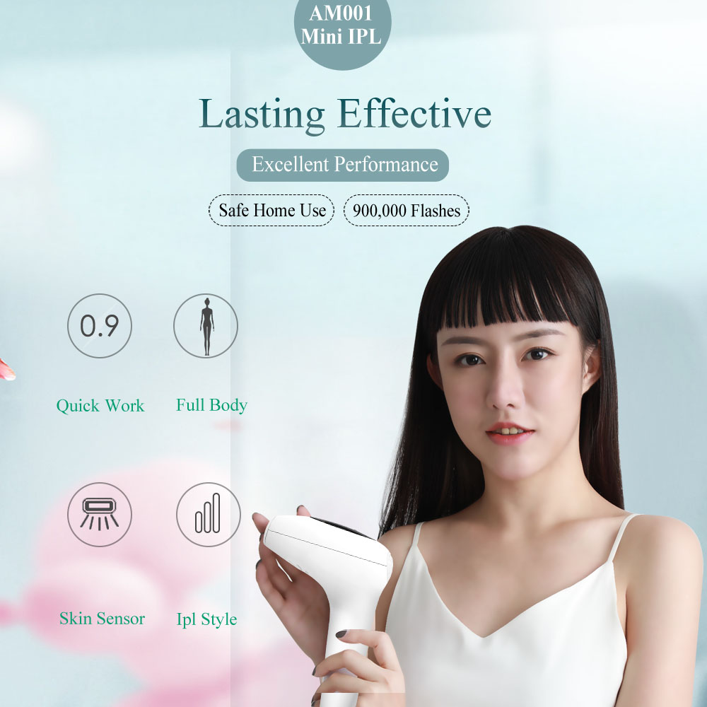 Profissional depilador a laser feminino depilação a