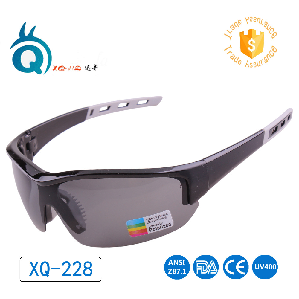 New Style Fashion Polarized Light Sun Glasses Outdoor Glasses For Riding Fishing Mountain Climbing Sports Trend Mirror Wind-proo