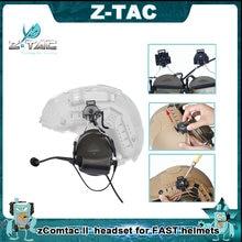 Z tac ztactical zcomtac ii Гарнитура с шумоподавлением наушники