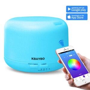 KBAYBO Air Humidifier with APP