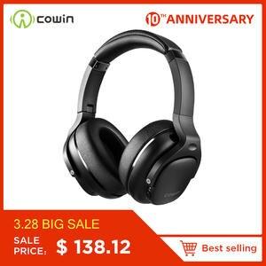 COWIN E9, активные наушники с шумоподавлением, bluetooth-наушники, беспроводная гарнитура с микрофоном, Aptx HD sound
