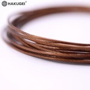 Image 3 - Litz TPU 6N SINGLE Crystal copper Wire Core 133 Core OD: 1.25 มม.22AWG 6 เมตร