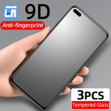 3Pcs 9D Matte Anti-fingerprint Tempered Glass for OPPO Reno 4 3 2 A91 Screen Protector for Realme X 6 5 3 X50 Pro Frosted Glass