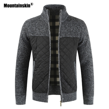 Mountainskin Autumn Winter Warm Knitted Jackets