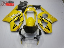 Motorcycle ABS Fairing Kit For Honda CBR954R 2002-2003 Injection ABS plastic Fairings CBR 954 02-03 Gloss Yellow Bodyworks