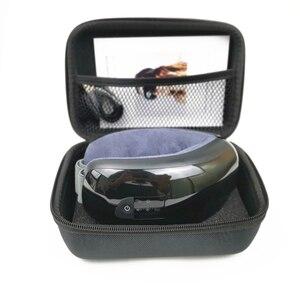 Image 3 - Terapia de masaje ocular inalámbrico masajeador de ojos inteligente portátil arrugas de hinchazón Círculos oscuros Reduce el alivio del estrés ocular