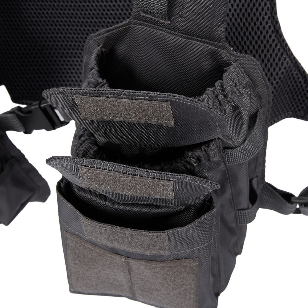 Details about  /Bassdash D96 Fly Fishing Vest Tactical Chest Pack Adjustable Sizes Multifunction