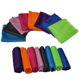 Ice-Face-Towel Fitness Yoga Pilates Cooling Instant Chill Quick-Dry Enduring Rapid Hiking