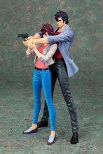 18-20cm cidade caçador anime figura de ação pvc nova coleção figuras brinquedos
