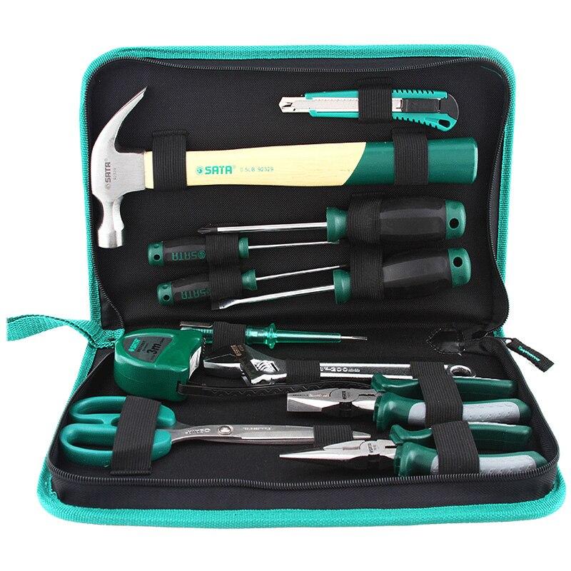 Manual Safety Tool Box Home Equipment Waterproof Garage Storage Suitcase Tool Box Cajas De Herramientas Tools Packaging DB60TB