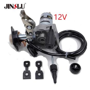 12V 0.8-1.0mm Wire Feeder Assembly Feed Welding Motor MIG MAG Welder Euro Connector MIG-160 ZY775 Shipment from Russia