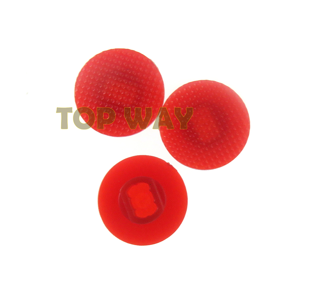 For 3D Analog Thumbstick Cap Thumb Stick Cap Cover Replacement For PSP1000 PSP 1000 Colors 4pcs/lot
