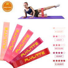 Exercise Mini Resistance Bands Strength Workout Rubber Band For Fitness Sport Yoga Pilates Training Fitness Gum Pull Up Expander