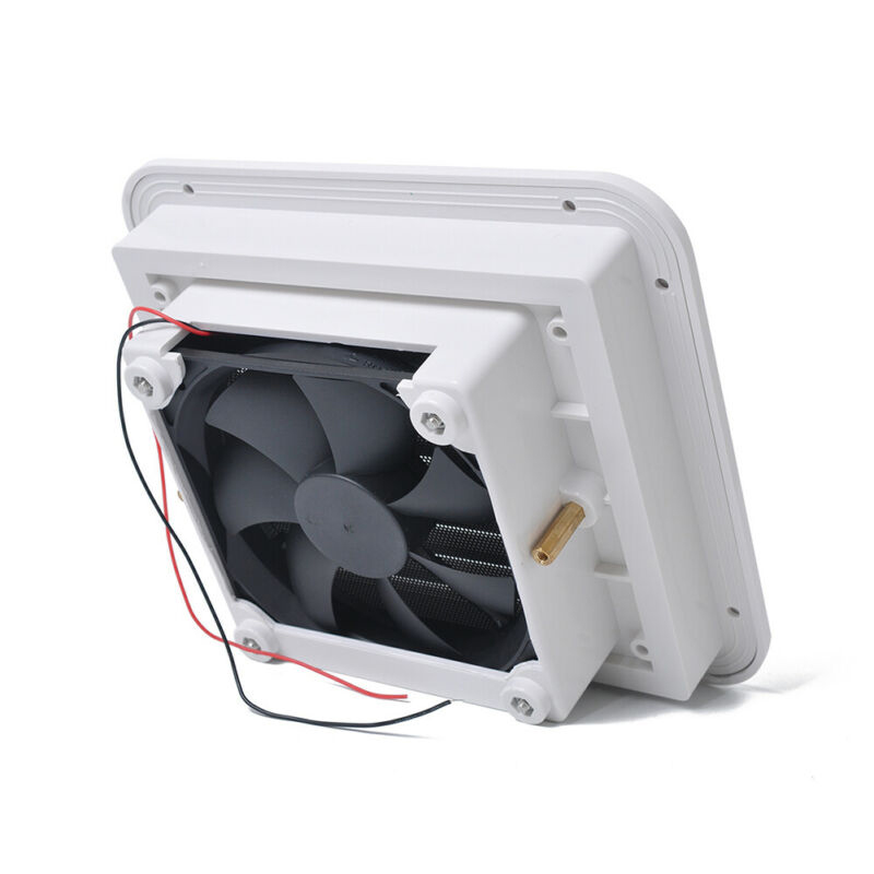 Exhaust Fan SUV RV Caravan Truck Car Side Air Ventilation Attachment Replacement