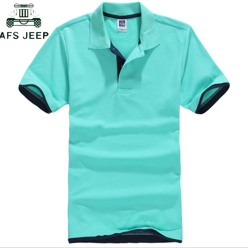 2019 Summer Brand Men Polo Shirt Casual Cotton Short Sleeve Men Polos Shirts Plus Size 3XL Jerseys Golf Tennis Polos Masculina