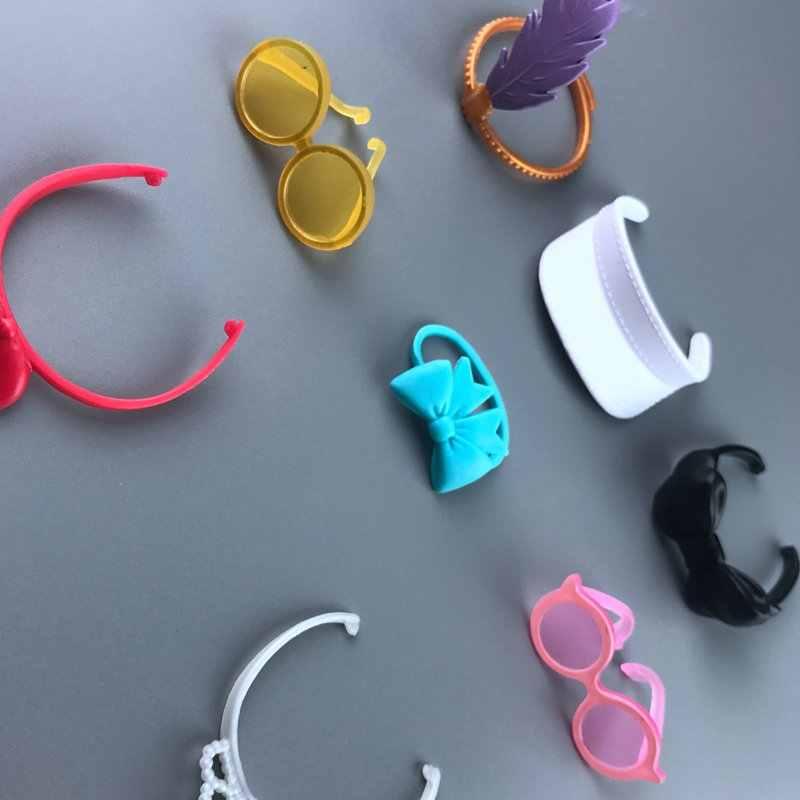 1 قطعة الأصلي lols إكسسوارات دمي ، 345 سلسلة ل لول دمية DIY ملابس دمى دمية إكسسوارات أحذية