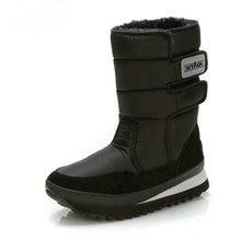 Мужская обувь, зимние ботинки, однотонные черные зимние ботинки размера плюс от 36 до 47, брендовые Стильные теплые мужские ботинки, бесплатная доставка, Лидер продаж