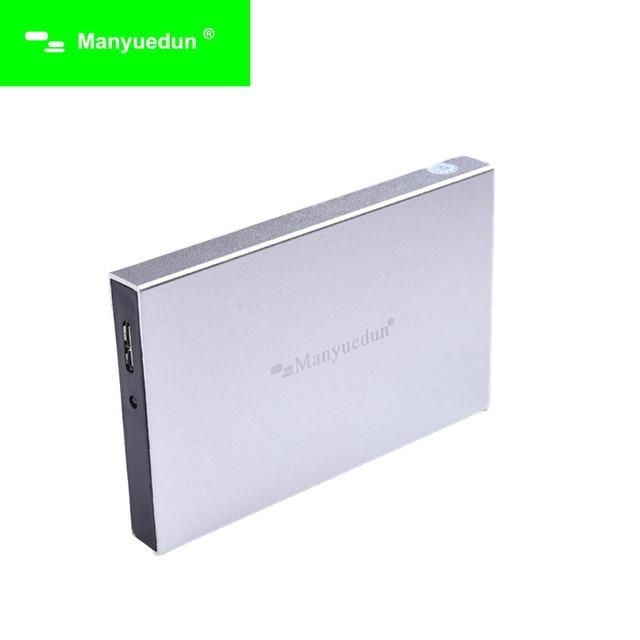 "MANYUEDUN 2.5"" External Hard Drive Disk 120G 160GB 250GB 320GB 500GB 750GB 2TB 1TB HDD disco duro externo for Laptop/Mac/PS4/Xbo 3"