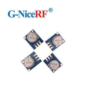 Image 2 - 8pcs/lot  433MHZ  Superheterodyne ASK RF Transmitter Module STX882  including spring antenna