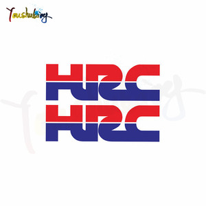 Motorcycle high-quality stereo 3M logo car sticker fit for Honda hrc l cbr 650f 600 f4 2005(China)