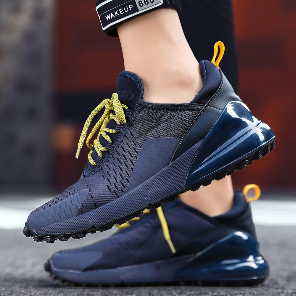 Runnin Shoes Men Sneakers Driving Trainers Sports Zapatillas Deportivas Hombre Breathable Movement Walk Shoes Sapato Masculino