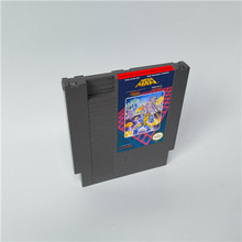 Mega Man 1 2 3 4 5 6 There are 6 options,  each option is only one game Megaman   72 pins 8bit game cartridge