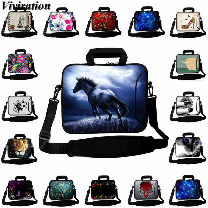Voor Macbook Air 13 A1466 A1369 Acer 14.1 12 15 17 10 10.2 15.4 15.6 Chromebook Laptop Sleeve Bag 11.6 14 13 Inch Notebook Case