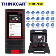 نظام كامل OBD2 أداة تشخيص Thinkplus thinkcar OBDII رمز القارئ 15 إعادة تعيين الخدمات thinkplus pk إطلاق X431V
