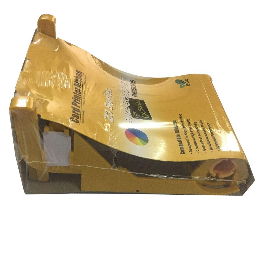 SEEBZ Drucker 1000 drucke Gold Band Für Zebra ZXP Series 3 PN 800033 806 Drucker Kompatibel Karte Drucker Band-in Drucker-Teile aus Computer und Büro bei AliExpress - 11.11_Doppel-11Tag der Singles 1