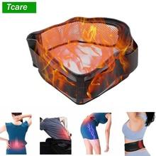 * Tcare Adjustable Waist Tourmaline Self heating Magnetic Therapy Back Waist