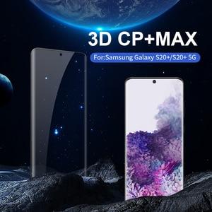 Image 5 - עבור סמסונג גלקסי S10/S10e/S10 +/S9/S8 +/S20 זכוכית NILLKIN מדהים 3D CP + מקס מלא כיסוי 9 שעתי מזג זכוכית מסך מגן