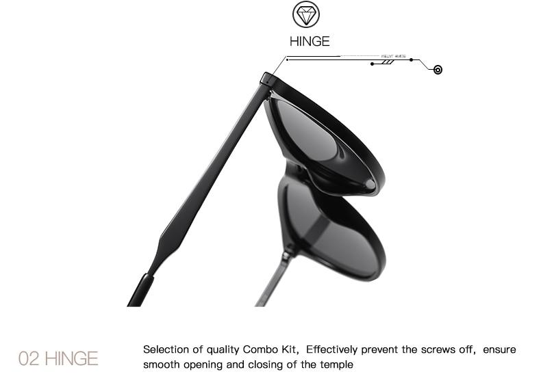 Haf2ee95e790e4ea385aea7dfcf00dcbes AEVOGUE New Women Polarized Korean Fashion Sunglasses Men Driving Retro Outdoor Glasses Brand Design UV400 AE0816