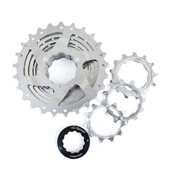 Road Bike Freewheel 11-25/28/32/40/42/46/50T Bicycle Flywheel Steel 10/11 Speed Cassette Freewheel image