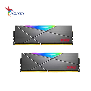 ADATA XPG Spectrix D50 RGB LED 3200 MHz 3600MHz 8Gx2 DDR4 XMP 2.0, 16GX2 DIMM Memory