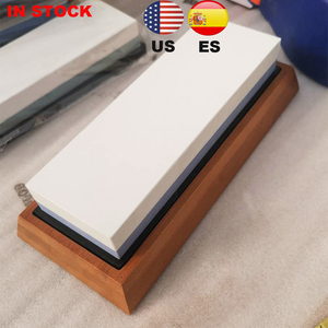Best 3000 8000 10000 Grit Professional Sharpening For A Knife Stone Whetstone Honing Oilstone Water Stones(China)