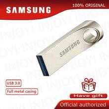 원래 삼성 U 디스크 펜 드라이브 64gb 128gb USB 플래시 드라이브 32gb 속도 130 메가바이트/초 USB 3.0 pendrive 메모리 스틱