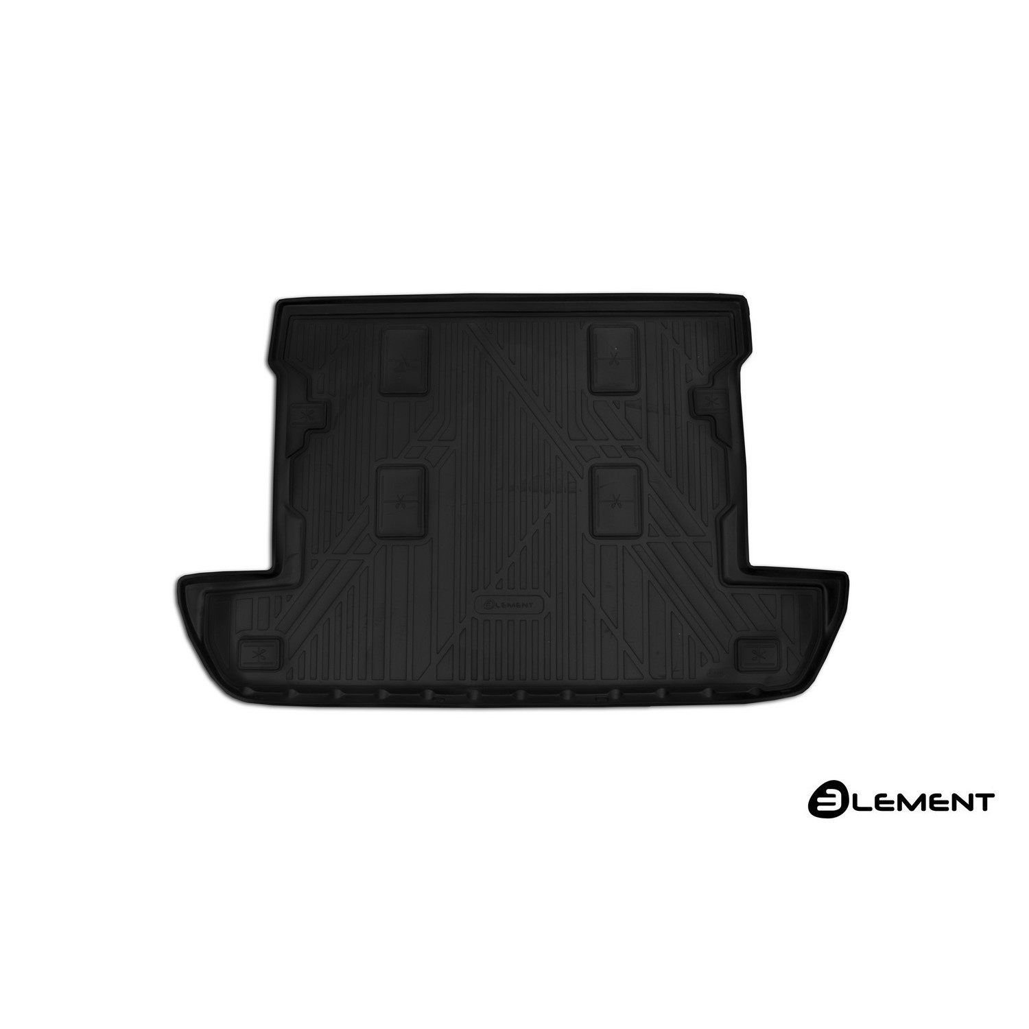 Trunk Mat For LEXUS LX 2013, The Cross. 7, Kor. 1 PCs ELEMENT2951B13