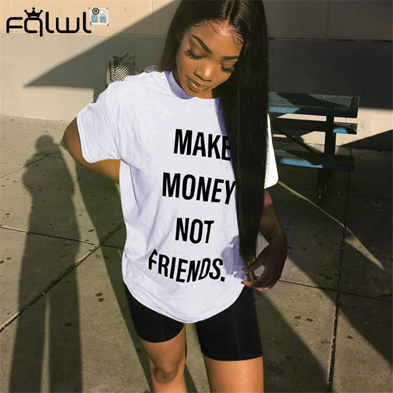 FQLWL Summer Club Outfits Suits 2 Piece Set Women White Black T Shirt Two Piece Biker Shorts Set Ladies Tracksuit Matching Sets